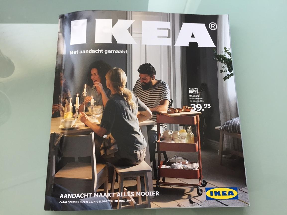 Gepromoveerd op IKEA